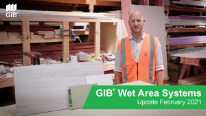 GIB Aqualine®. NZ's No.1 Tiling Substrate Just Got Even Better*