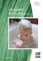 Landing Page GIB Aqualine Wet Area Systems Brochure Cover