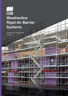 GIB Weatherline® Design and Construction Manual