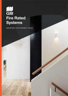 GIB® Fire Rated Systems